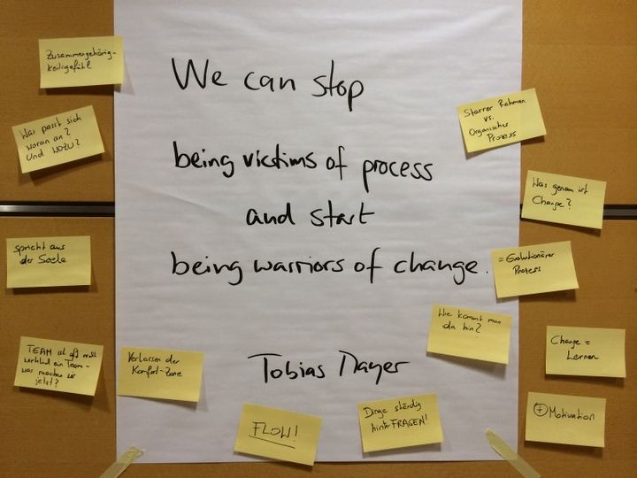 Use Soft Skills to Stop Being Victims of Process