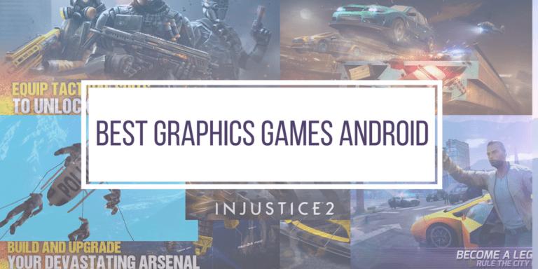 7 best graphics games