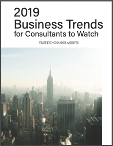2019 Business Trends for Consultants to Watch