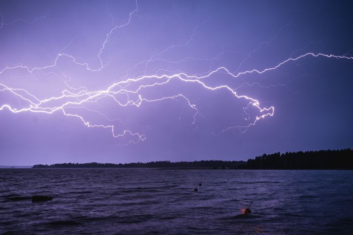 Lightning Strike Photo by Niilo Isotalo on Unsplash