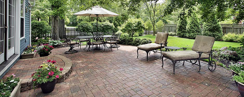 brick patio ideas and styles trusted