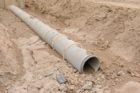 Drain Pipe Slope - Acpfoto