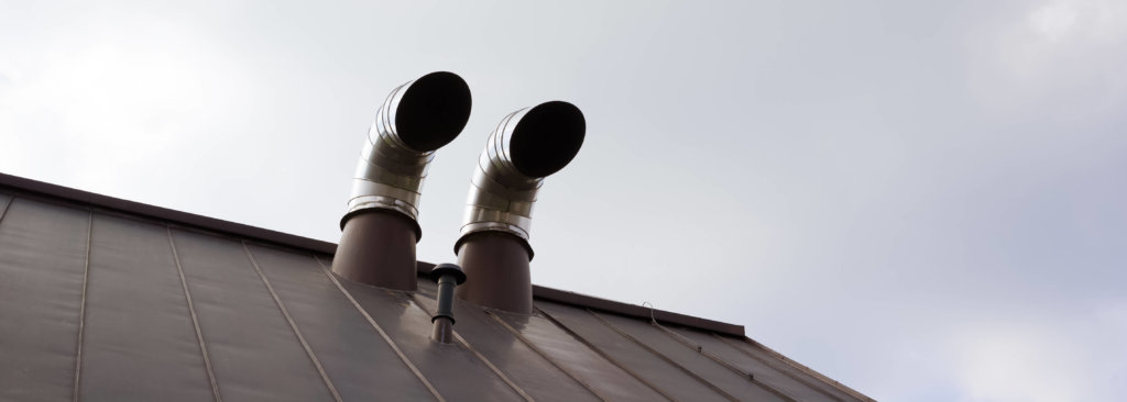 how to clear a clogged plumbing vent