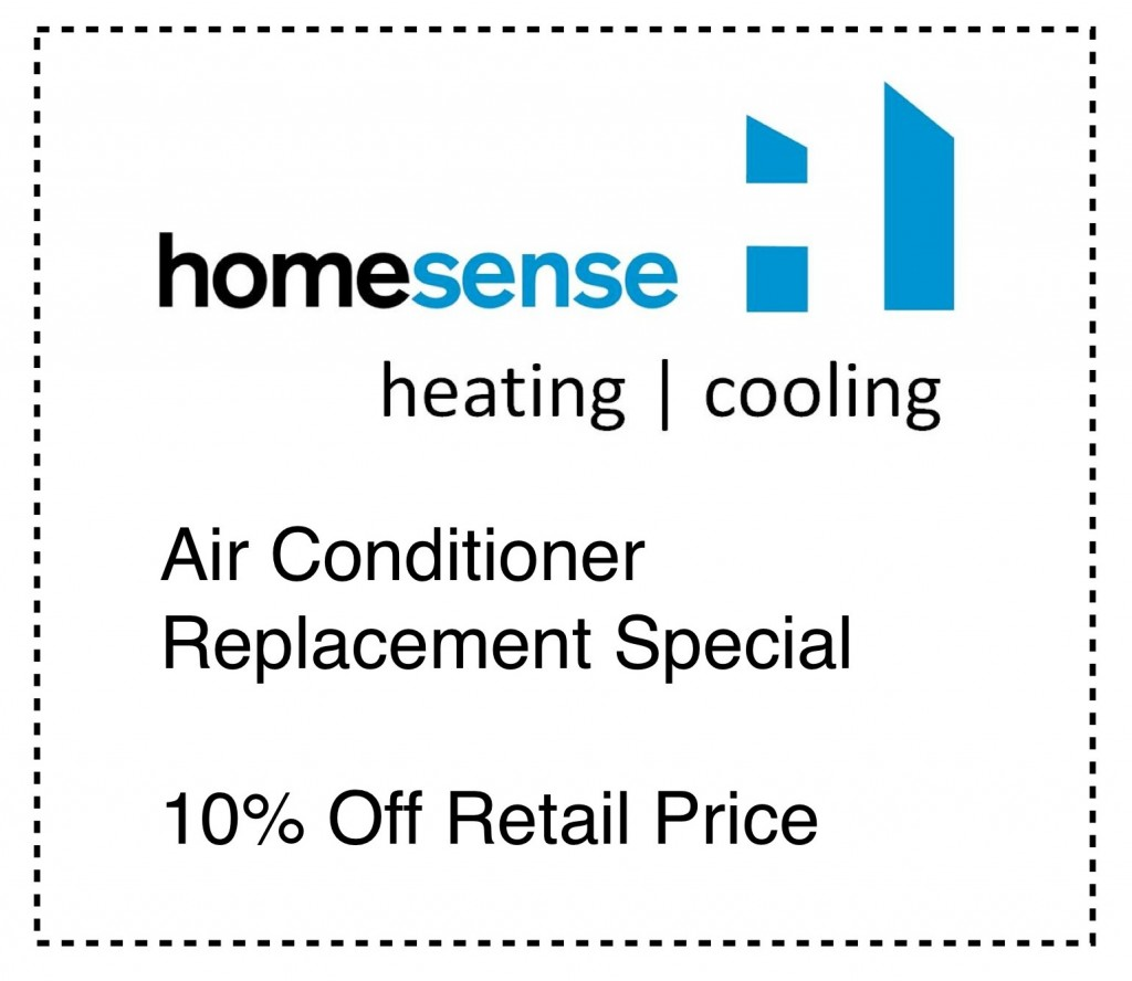 Replace Your Air Conditioner and Save 10% Until 5/8/11