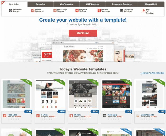 Web design affiliate program