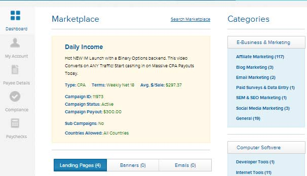 Make Money with ClickSure
