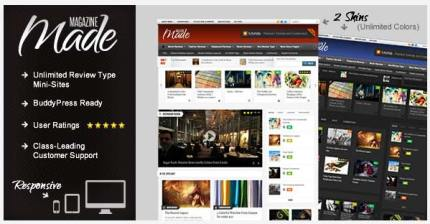Made Magazinz Theme