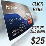 free payoneer prepaid mastercard