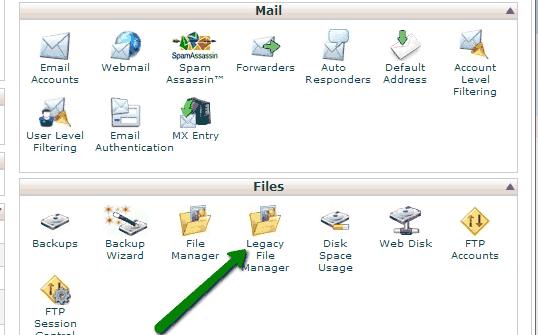 change wordpress file permissions