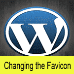how to change the favicon in WordPress
