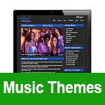 Best Premium WordPress Themes for Musicians