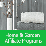 Home and Garden Affiliate Programs