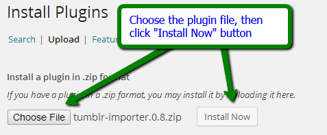 How to Install WordPres plugins
