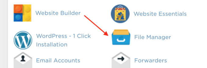 Find WordPress database name