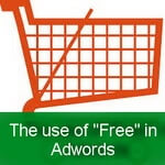 the word Free in Adwords