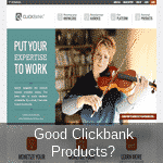 Good Clickbank Products
