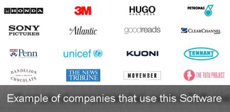 companies uses Freshdesk software