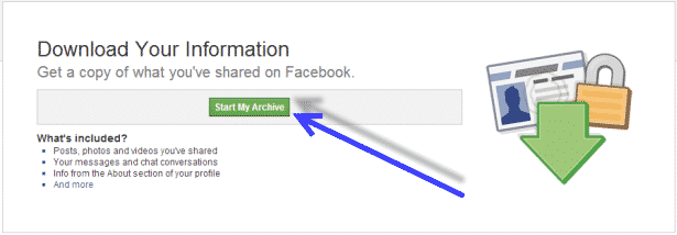 Recover deleted Facebook messages: get your full data