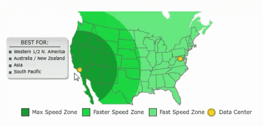 Western Max Speed Zone
