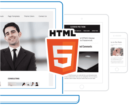 Which themes to use for WordPress