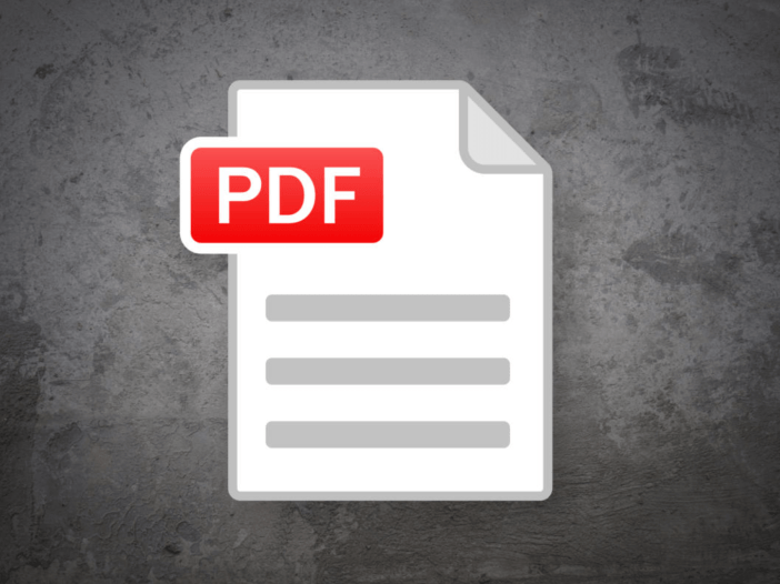 save blog posts and website articles as PDF files