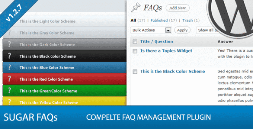 Best WordPress FAQ plugins