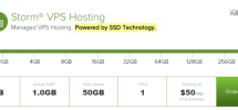 Managed SSD VPS