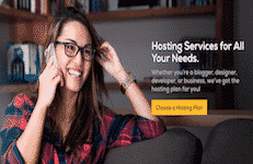 Great personal web hosting
