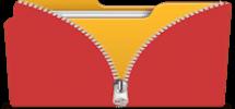 unzip WP files