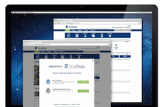 Difference between BlueHost, WordPress and shared hosting