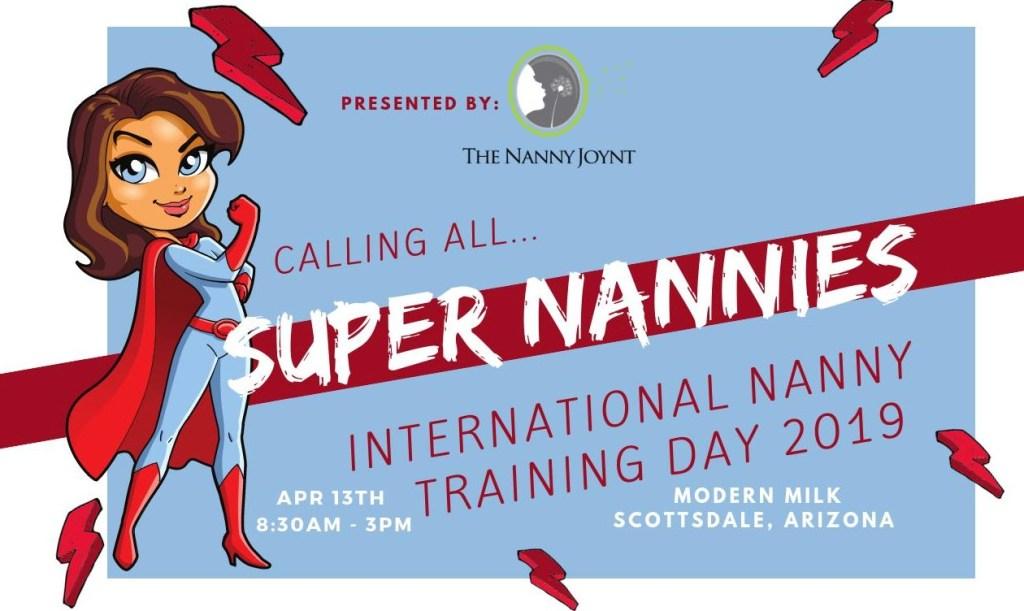 National Nanny Training Day 2019
