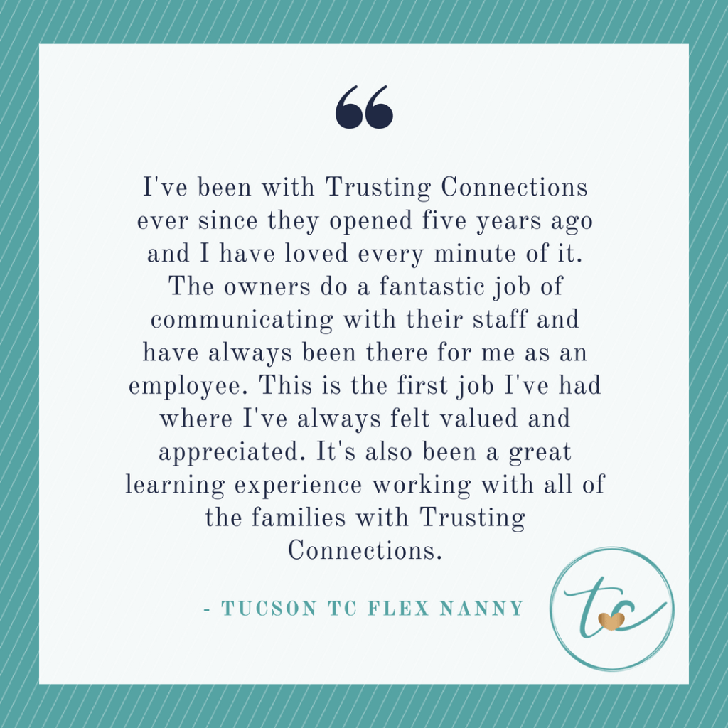 TC Job Fair - Nanny Testimonial