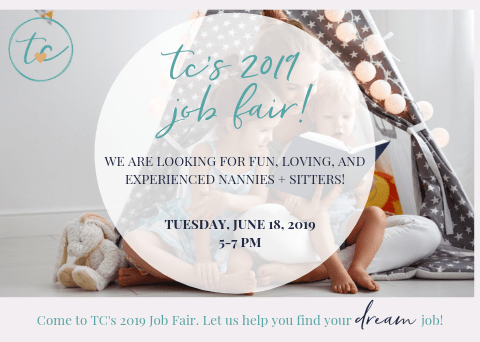 TC Job Fair for Nannies