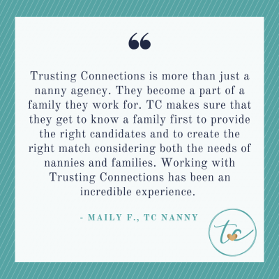 nannies Archives - Trusting Connections Nanny Agency