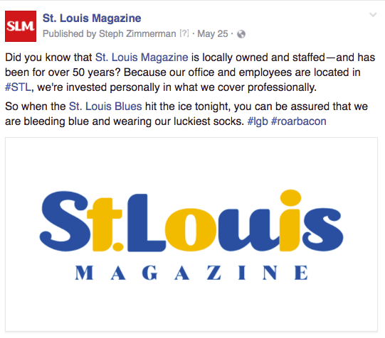 STL Blues local