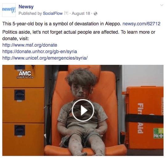 Newsy Aleppo