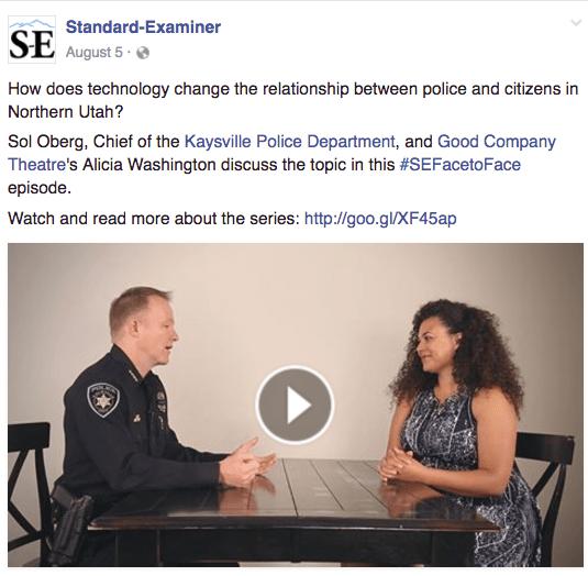 Ogden police videos technology