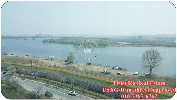 Anseong River Cycle Lane (1)