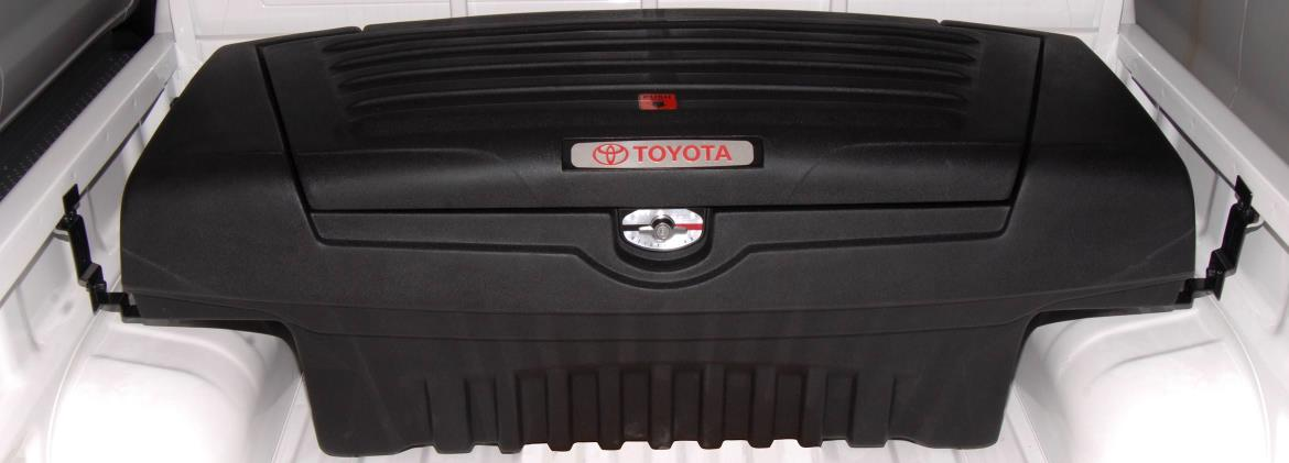 Utility Box Or Toolbox Toyota Hilux Revo Export 2019