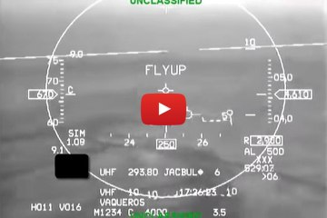 f16 pilote automatique sauve vie video