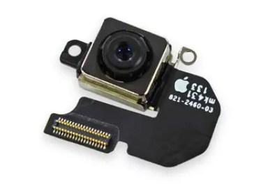 capteur CMOS iphone 6 smartphone astrophysique détecteur rayons cosmiques