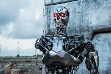 bouton d'urgence intelligence artificielle AI google robots