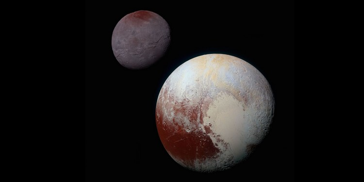 pluton planète système solaire découverte océan new horizons satellite