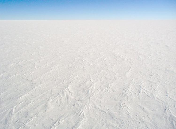desert antarctique glaces