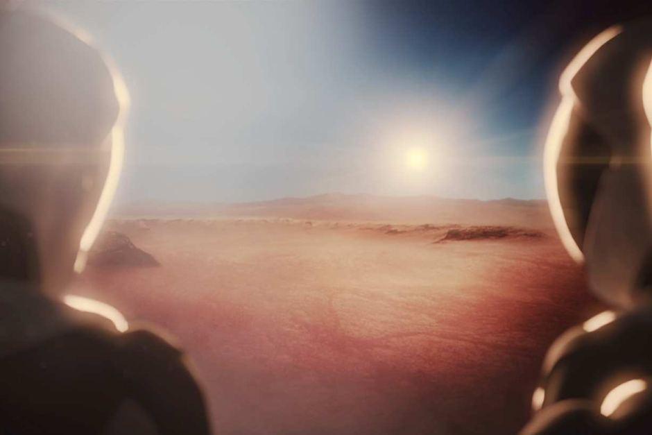 Les données de l'orbiteur Mars Odyssey montrent que la planète rouge cache de la glace là où il ne devrait pas y en avoir