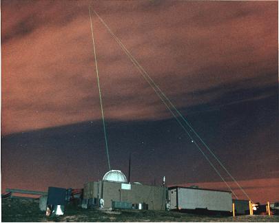 station de mesure llr terre lune