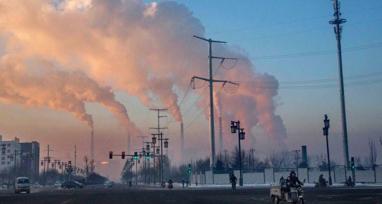 La Chine a ferm jusqu 40 de ses usines dans une lutte sans prcdent contre la pollution