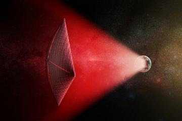 sursaut d'ondes rapides FRB provenance extraterrestre
