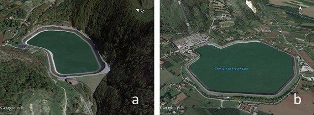 distribution eau site italie