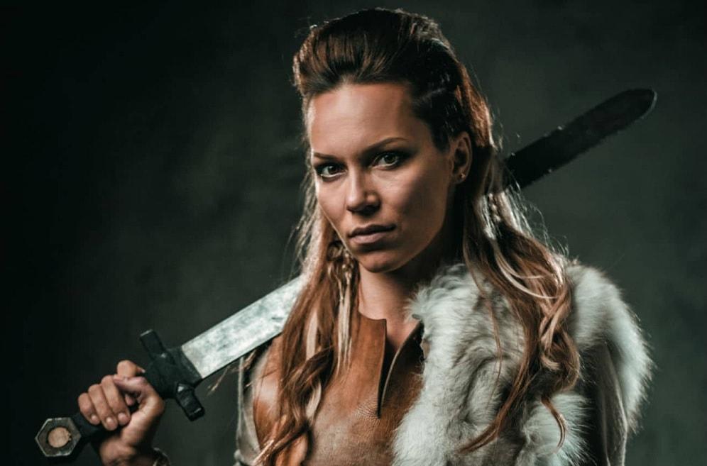 L'histoire vraie de lagertha, la redoutable. Les Femmes Vikings Avaient Une Place Aussi Importante Que Les Hommes